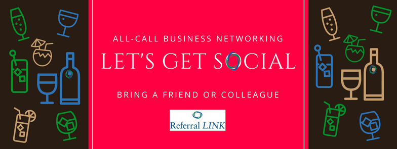 Referral Networking All-Call Event